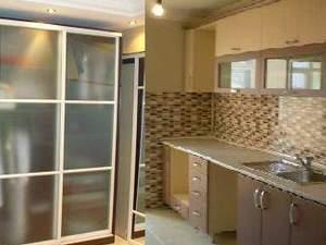 mutfak dolabı ve ray dolapları fiyat ve modelleri için tık