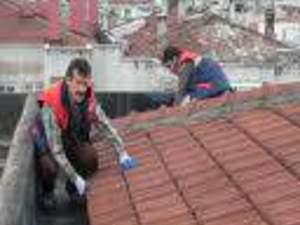 çatı izolasyonu çatı onarım ve aktarım ustası yasin usta izmir