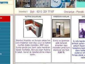 ucuz ve taksit üsküdar kadıköy maltepe ümraniye kapıcı mutfakçı tadilat firması