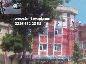 bina ısı yalıtımı cephe mantolama fiyatları 20ay taksit