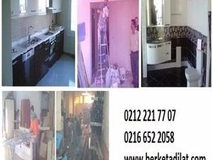 ucuz boyacı kapıcı fayanscı ev işyeri villa tadilatçı ustaları olan firma berke