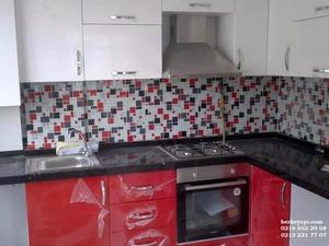 sultanbeyli beyoğlu mutfak dolabı | ray dolabı | vestiyer modelleri | mutfak dol