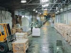 Korkuteli merkeze 2 km uzaklıkta Satılık Teçhizatlı Mermer Fabrikası Sahibinden