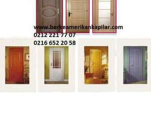 istanbulda senetle ucuz amerikan kapı fiyatları camlı camsız ev iç oda kapıları