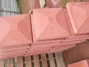 beton küpeşte kolon şapkası