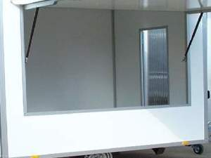 Vagon büfe Tramvay büfe Satış karavanı Satış aracı İmalatı