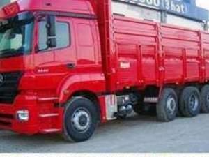 parçalanacak yeni kazlaı kamyon kamyonet alınır