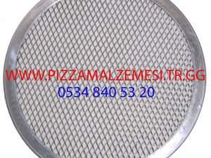 pizza tavası, pizza altlığı, pizza tabanı, pizza teli, pizza screen