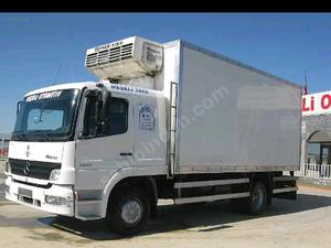 sogutuculu kiralık kamyon