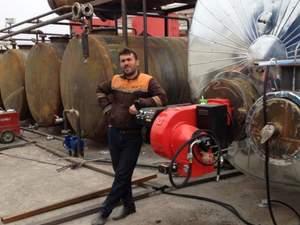 mobil rafineri distilasyon imalatı kalkanlar makina sanayi