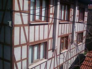 hendekte 520.m2 arsa içinde satılık müstakil ev