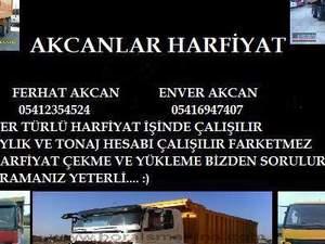 KİRALIK DAMPERLİ KAMYON