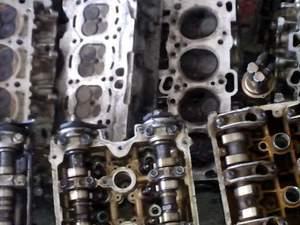 mercedes 606 motor çıkma silindir kapagı