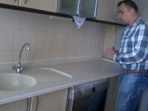 küçükçekmece mutfak tezgahı