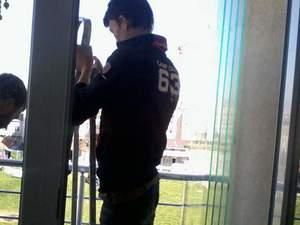 küçükçekmece katlanır cam balkon duşakabin