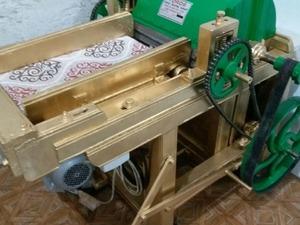 yün kabartma makinası, yün atım makinası, yün ditme tiftikleme makinası, yün tarama makinası