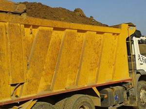 Şanlıurfa kiralık damperli kamyon