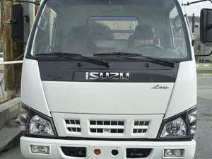 ağır hasarlı kamyon alınır