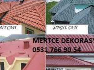 çelik çatı ustası izmir yasin usta, çatı izolasyon usta izmir, çatı tadilat izmi