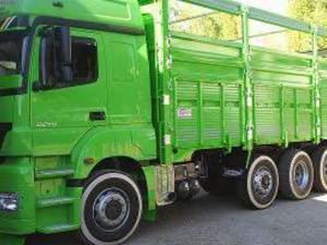 filo halinde şirketlerden parçalanacak kamyon cekici alınır