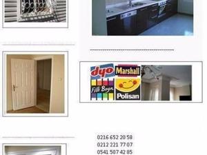pvc pencere vs ev tadilat işleri fiyatları