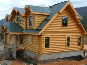 Anahtar Teslim Kütük Ev Villa Yapımı İmalatçısından!