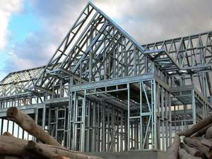 Çelik Konstrüksiyon Projeleriniz 3 boyutlu olarak Tekla ile Modellenir
