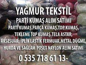 İstanbul parti kumaş alınır, parti kumaş alanlar, kumaş alım satımı yapılır