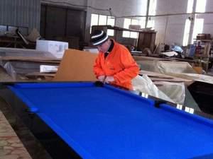 Antalya bilardo masası tamiri, montajı