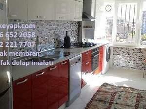 mutfak yenileme, mutfak tadilatı, mutfak dolabı ray dolap vestiyer modelleri f