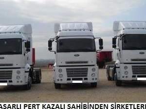 şirketlerden shaibinden parçalanacak yen kamyon cekici alınır
