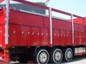 hacizli rehinli ağır hasarlı parçalanacak kamyon alınır
