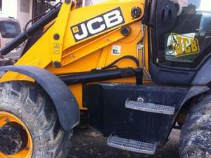 SATILIK JCB 3 CX BEKO LODER 2011 MODEL