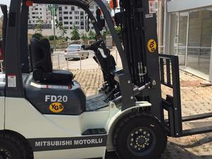 YGS SATILIK FORKLİFT JAPON MITSUBISHI MOTOR 36 AY VADE %1 KDV 2 YIL GARANTİ KAMPANYASI
