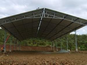 Tekla Structures İle Çelik Konstrüksiyon Proje ve İmalat Detayları Hazırlanır