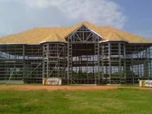 Çelik Konstrüksiyon Fabrika, Depo ve Hangar Projeleri