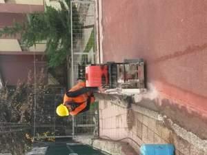 bursa asfalt kesim kiralık mini kepçe kiralama