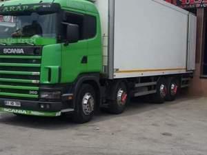 Frigolu kamyon ve kamyonet
