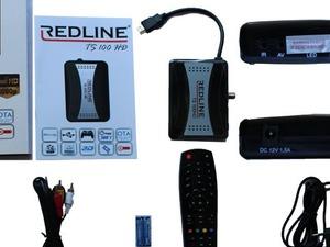 Çanak Antensiz Uydu Alıcısı İp Tv Redline Ts 100 HD Aynı Gün Bedava Kargo-Free İp Tv (Sınırsız)