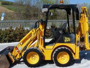 SATILIK JCB 1 CX 2011 MODEL 5000