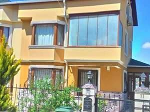 Çayyolu İlko da Satılık Villa manzaralı bakımlı