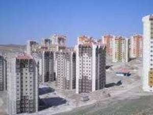 Eskişehir yolu Toki Turkuaz Konutları 3+1 Satılık Daire