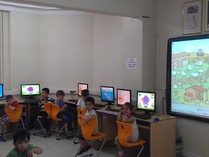 Çocuklara bilgisayar kursu