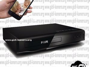 DVD Gizli Kamera Wİ-Fİ İP