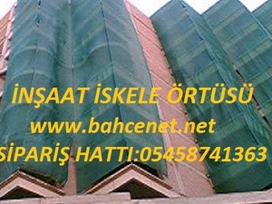 iskele inşşat filesi %55 m2 fiyatı 1,50 TL satılır. Satılık inşşat koruma filesi 100 metredir.