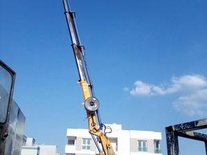 Satılık 2012 model 8 tonluk go yapımı yeni vinç