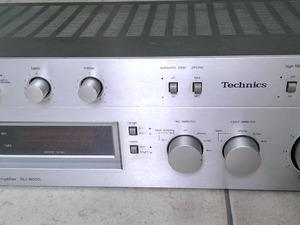 Technics su-8055  amfi orjinal japon