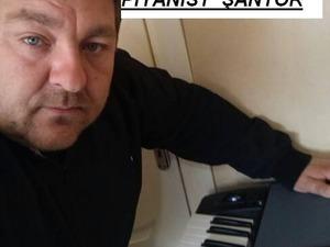düğün nişan kına için ses sistemli piyanist şantör istanbul