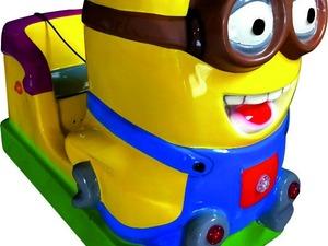 kiddy rider - çocuk eğlence makinesi