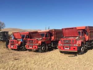 Damperli kamyon kiralıktır